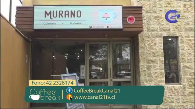 cafe murano en tv